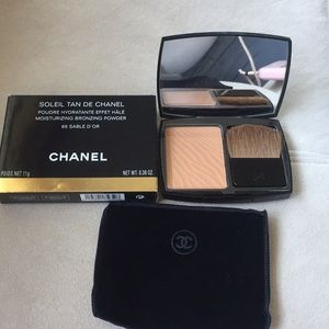 Chanel Soleil Tan De Chanel in Sable D'Or (65)
